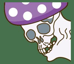 Mr.mushroom 2 ! sticker #12160123
