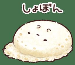 Delicious pancakes sticker #12160291
