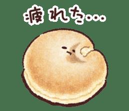 Delicious pancakes sticker #12160293