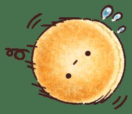 Delicious pancakes sticker #12160303