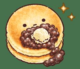 Delicious pancakes sticker #12160306