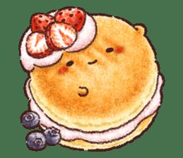 Delicious pancakes sticker #12160308