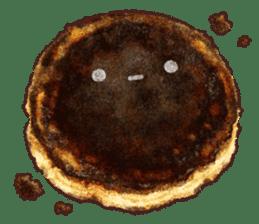 Delicious pancakes sticker #12160311
