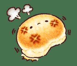 Delicious pancakes sticker #12160314