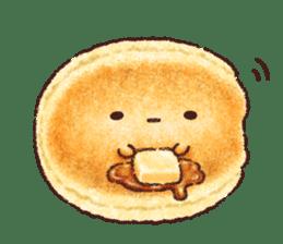 Delicious pancakes sticker #12160318
