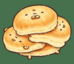 Delicious pancakes sticker #12160320