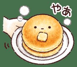 Delicious pancakes sticker #12160321
