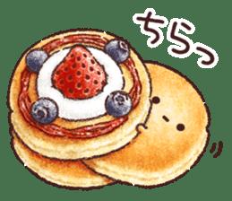 Delicious pancakes sticker #12160322