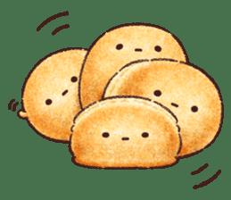 Delicious pancakes sticker #12160325