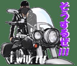 bikers Life 3nd sticker #12160496