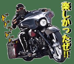 bikers Life 3nd sticker #12160502
