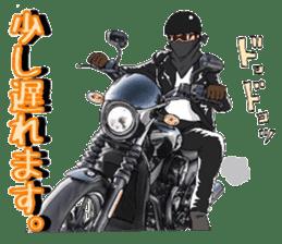 bikers Life 3nd sticker #12160504
