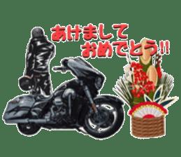 bikers Life 3nd sticker #12160505