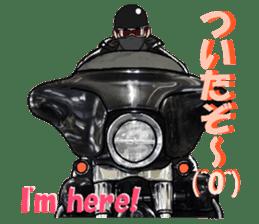 bikers Life 3nd sticker #12160509