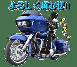 bikers Life 3nd sticker #12160511