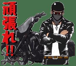 bikers Life 3nd sticker #12160512