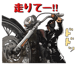 bikers Life 3nd sticker #12160515