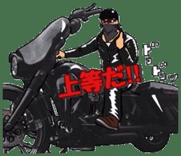 bikers Life 3nd sticker #12160516