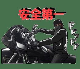 bikers Life 3nd sticker #12160517