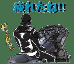 bikers Life 3nd sticker #12160522