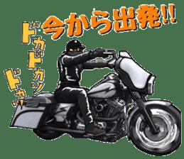 bikers Life 3nd sticker #12160524