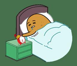 Potato King emoji stickers sticker #12165691