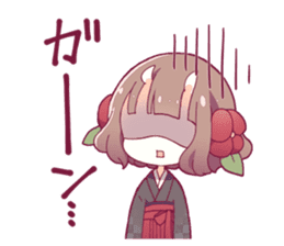 ONINOKO girl sticker sticker #12169602