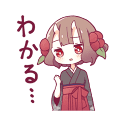 ONINOKO girl sticker sticker #12169606
