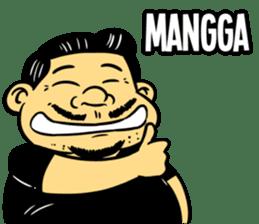 MANG ADOT sticker #12178056