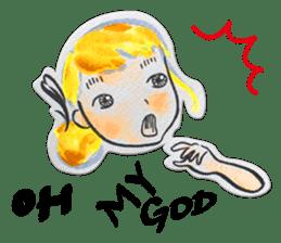 Fuukoko sticker #12186087