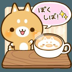 """Shiba-inu""Sticker"