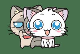 Hoshi & Luna Diary[Animated] sticker #12190258