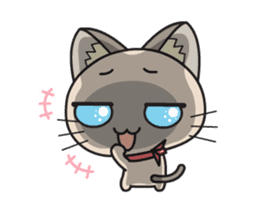 Hoshi & Luna Diary[Animated] sticker #12190264