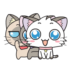 Hoshi & Luna Diary[Animated]