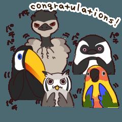 Kakegawa Kachouen birds feelings