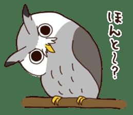 Kakegawa Kachouen birds feelings sticker #12193481