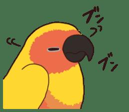 Kakegawa Kachouen birds feelings sticker #12193495