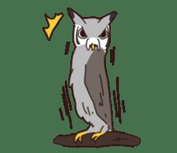 Kakegawa Kachouen birds feelings sticker #12193499