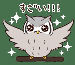 Kakegawa Kachouen birds feelings sticker #12193505