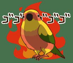 Kakegawa Kachouen birds feelings sticker #12193511