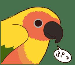 Kakegawa Kachouen birds feelings sticker #12193513