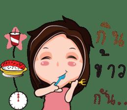 Nong Jai Dee sticker #12194512