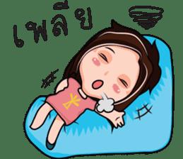 Nong Jai Dee sticker #12194526