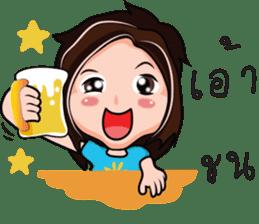 Nong Jai Dee sticker #12194533