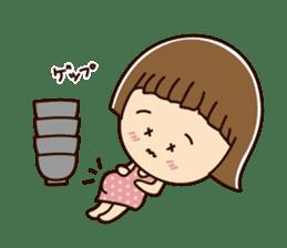 Bob-chibi sticker #12204929