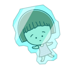 Bob-chibi sticker #12204936