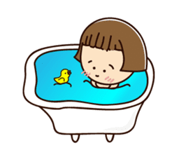 Bob-chibi sticker #12204945