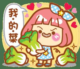 Lin Lin Chan & Machi Rabbit 2 sticker #12206761