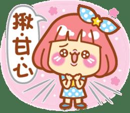 Lin Lin Chan & Machi Rabbit 2 sticker #12206776
