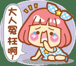 Lin Lin Chan & Machi Rabbit 2 sticker #12206785
